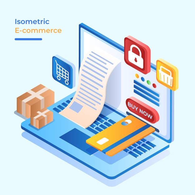 isometric-e-commerce-concept-safety-pay_23-2148561913